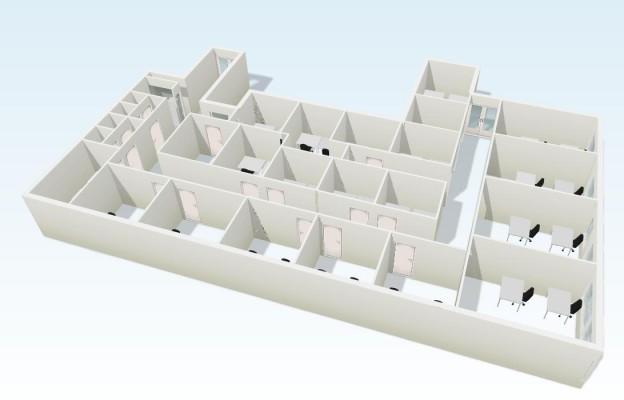 Floor Plan 3D 1